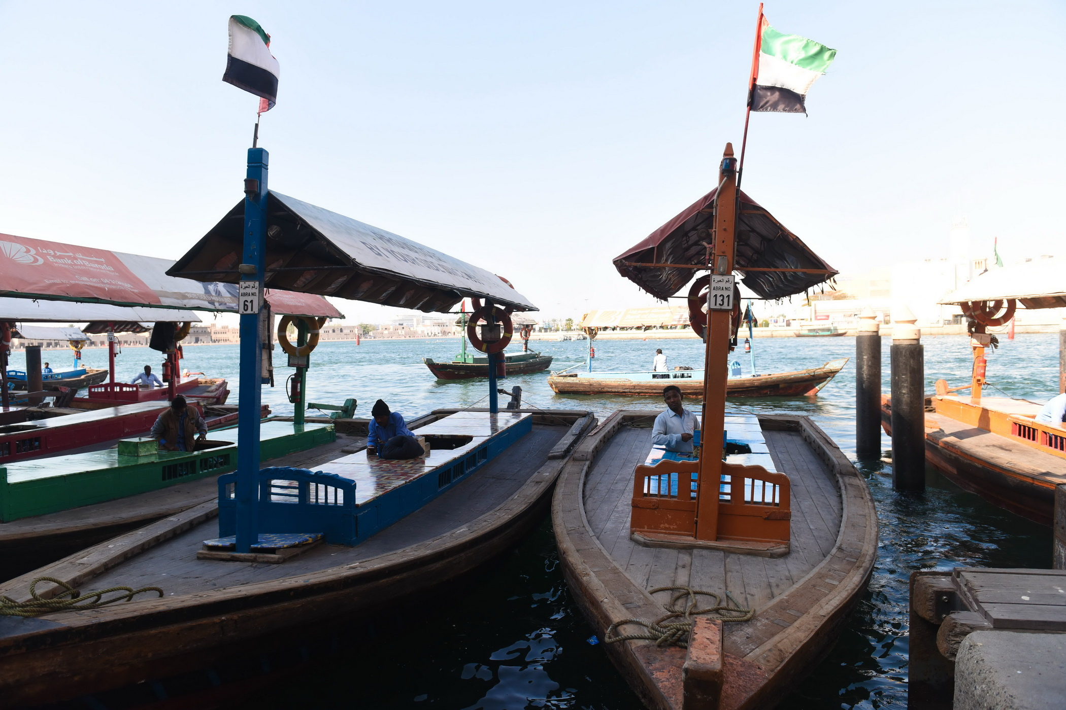 Travel Photographer Dubai Abra