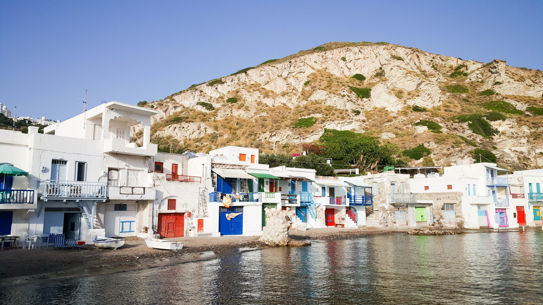 Milos Island Greek travel photographer