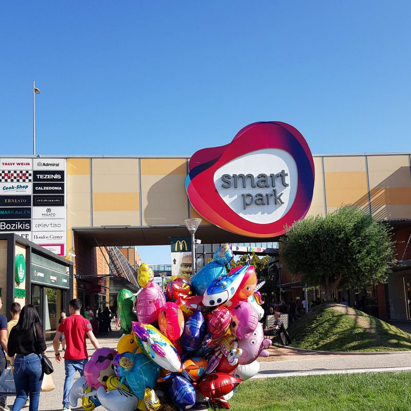 Designer outlet mall near to Athens airport